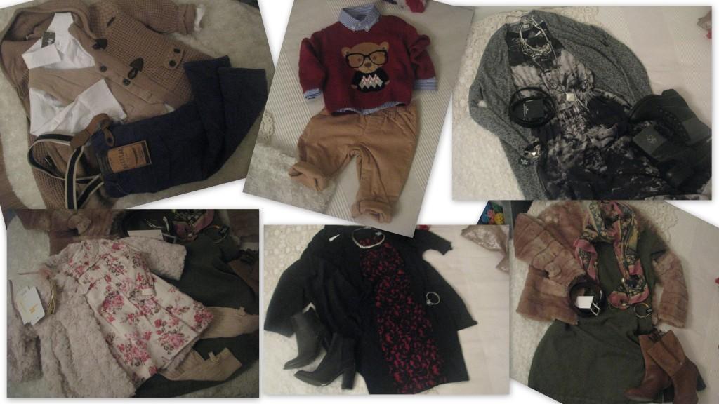 Ihastuttavat vaatteet ja asusteet meille lainasi Companys, Studio25 sekä Kids Avenue