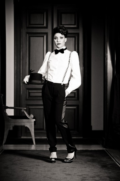 Photo by Robert Ruutsalo Makeup by Maitta Pakkonen Style & Modelling by Maindo Andem