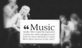 Musiikkia, musiikkia Maestro