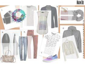 Kevät tuo värit – värien merkitys pukeutumisviestinnässä