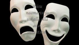 OPV vol. 13: Pohdintoja naamareiden tiputtamisesta ja sisäisen identiteetin omaksumisesta